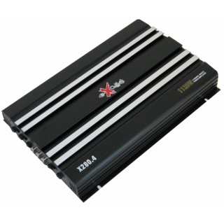 EXCALIBUR X280.4 - 4 kanaals versterker