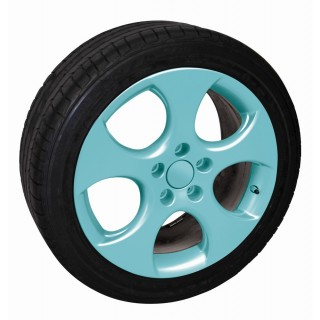 Foliatec Spuitfolie set 2x400ml - Turquoise