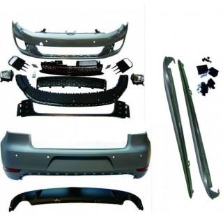 GTI-Look Bodykit Vw Golf 6 2008-2012