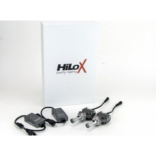 H7 L2 LED kit CAN-bus 5700K, Hilox Evolution