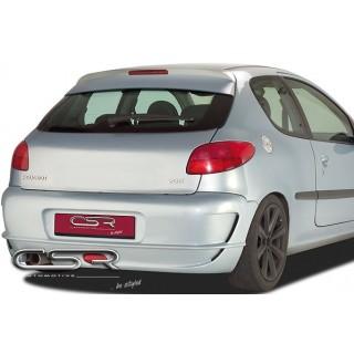 Raamspoiler Peugeot 206 1998-2010