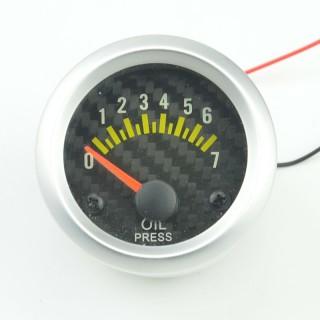 Carbon Oliedruk meter