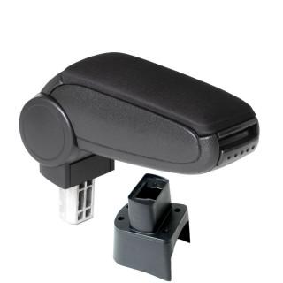 Armsteun Seat Ibiza 6L zwart stof