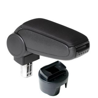Armsteun Seat Ibiza 6J vanaf 2008 zwart stof