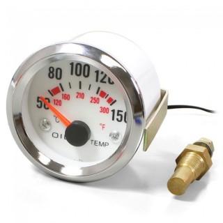 Olietemperatuur meter met verlichting