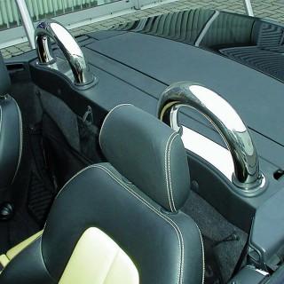 Chromen rolbeugels Mercedes SLK R170