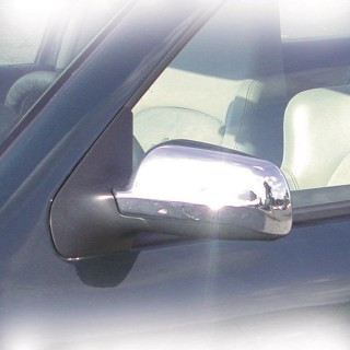 Chromen Spiegelkappen Vw Polo 9n