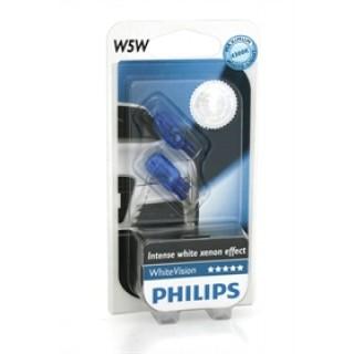 Philips White Vision W5W lampjes