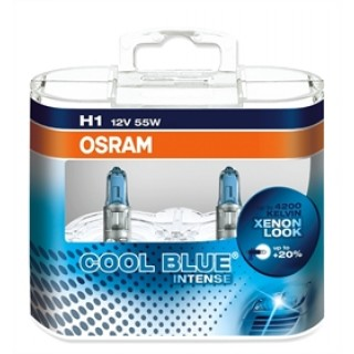 Osram Cool Blue Intense H1 12V / 55W