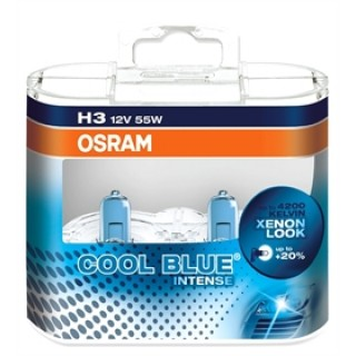 Osram Cool Blue Intense H3 12V / 55W