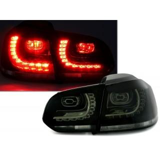 LED Achterlichten VW Golf 6  - Smoke