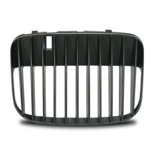 Embleemloze grill Seat Leon 1M/Toledo Zwart