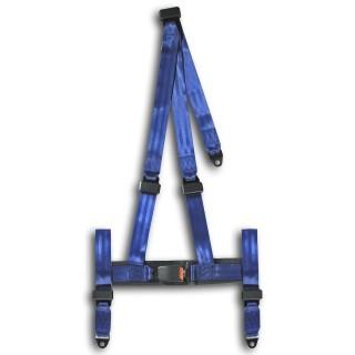 3-Punts sportgordel - Blauw