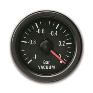 Vacuüm meter - Yountimer Zwart
