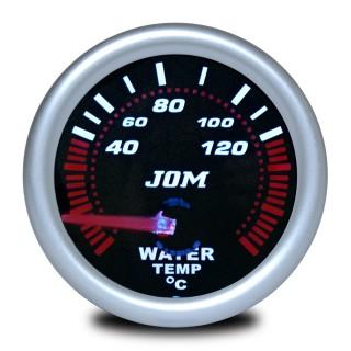 Water temperatuur meter (40~120°C) Zwart