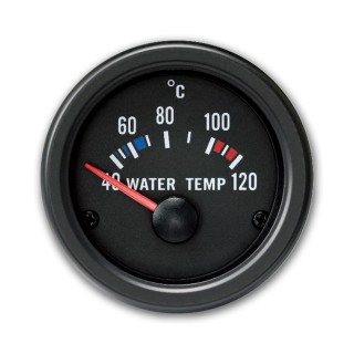 Water temperatuur meter (40~120°C) Yountimer Black