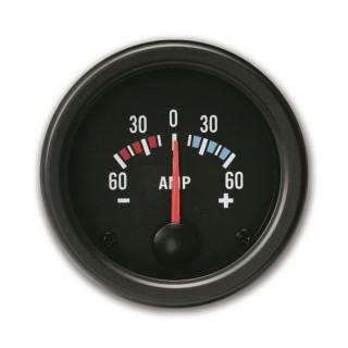 Amperemeter (60A) - Youngtimer Black