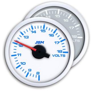 Voltmeter - Wit