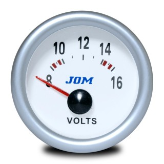 Voltmeter - Yountimer Wit