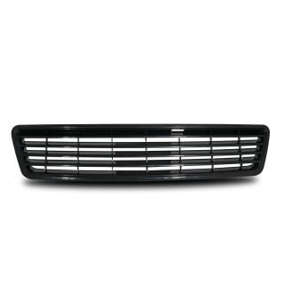 Embleemloze grill Audi A6 4B 97-01 Zwart