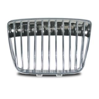 Embleemloze grill Seat Ibiza 6K/Cordoba 6K 99-02 Chroom