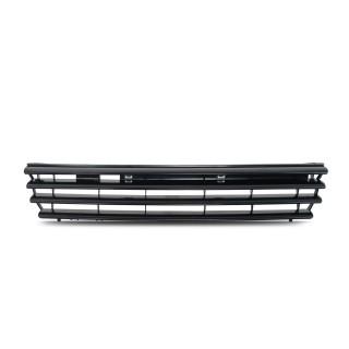 Embleemloze grill Vw Polo 6N Zwart