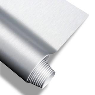 Wrapfolie - Zilver