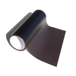 koplamp / achterlichtfolie transparant - Mat Zwart