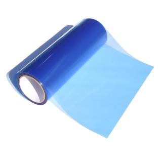 koplamp / achterlichtfolie transparant - Licht blauw