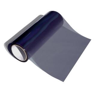 koplamp / achterlichtfolie transparant - Smoke