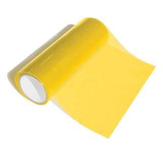 koplamp / achterlichtfolie transparant - Geel