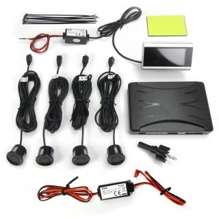 Parkeersensoren met LCD Display (draadloos)