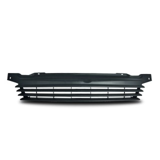 Embleemloze grill Vw Transporter T4 Zwart