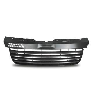 Embleemloze grill Vw Transporter T5 Zwart