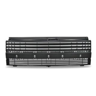 Embleemloze grill Vw Transporter T4 90-96 Zwart