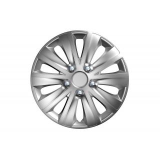 Wieldop Rapide NC Chroom/Zilver - 14 inch