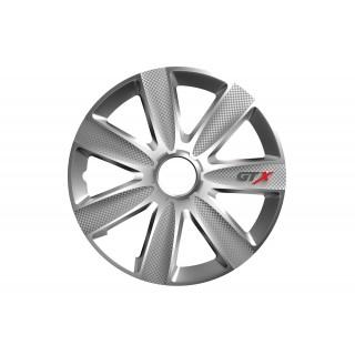 Wieldop GTX Carbon Zilver - 14 inch
