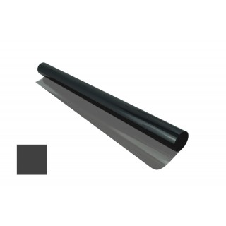 Raamfolie / Blinderingsfolie 75x300cm - Zwart