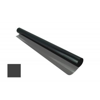 Raamfolie / Blinderingsfolie 75x300cm - Zwart (30%)