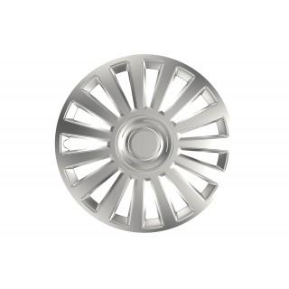 Wieldop Luxury Zilver - 14 inch