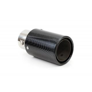 Universeel RVS sierstuk - MT 016 Carbon