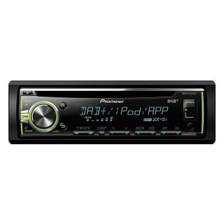 PIONEER DEH-X6800DAB - DAB+ Radio / CD Speler met AUX, USB