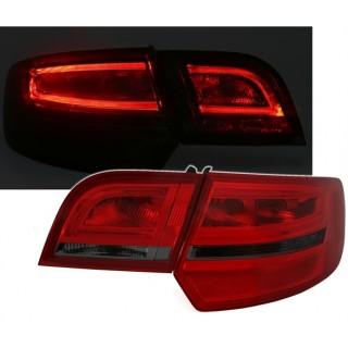 LED Achterlichten AUDI A3 (8PA) Sportback - Rood/Smoke