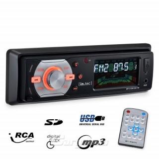 Autoradio zonder CD Loopwerk