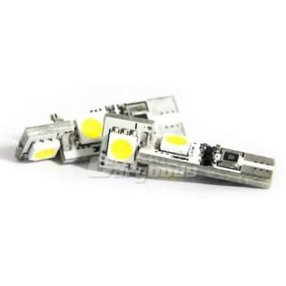 T10 LED Stadslicht met 4 SMD LEDS