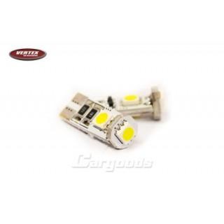 T10 LED Stadslicht met 3 SMD LEDS