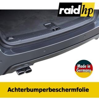 Raid HP achterbumper-beschermfolie Audi A3 8PA Sportback  4/2008-2013