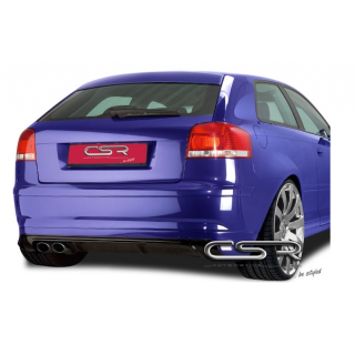 Raamspoiler Audi A3 8P / 8PA Sportback