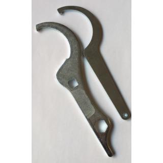 Haaksleutel / Stelsleutel Schroefset - Set van 2