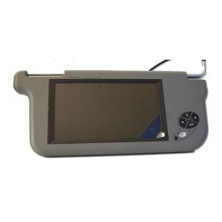 Rechter Zonneklep met 7 inch LCD monitor